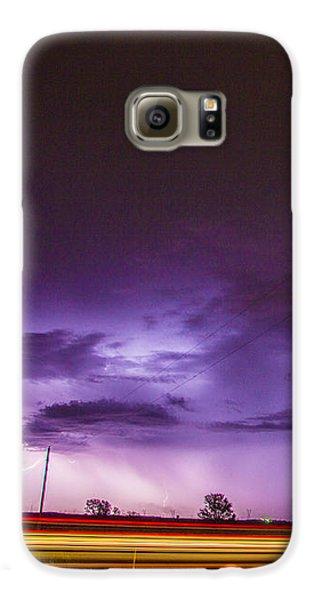 Nebraskasc Galaxy S6 Case - 6th Storm Chase 2015 by NebraskaSC
