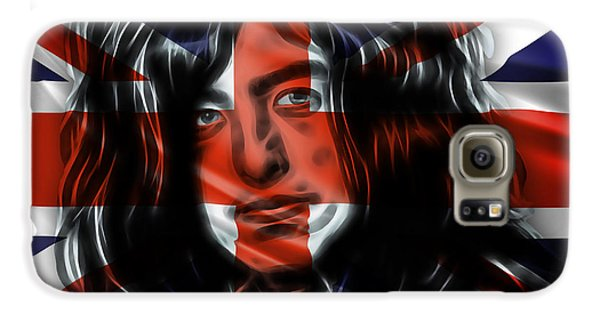 Jimmy Page Collection Galaxy S6 Case