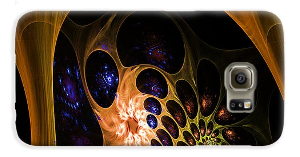 3d Chaotica Galaxy S6 Case