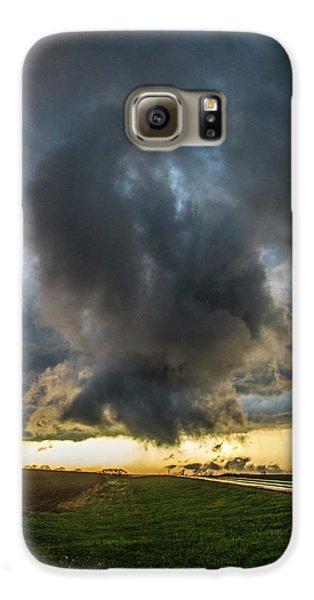 Nebraskasc Galaxy S6 Case - 3rd Storm Chase Of 2018 050 by NebraskaSC