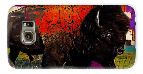 American Buffalo Collection Galaxy S6 Case
