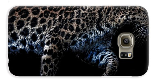 Amur Leopard Galaxy S6 Case by Martin Newman