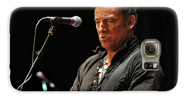 Musician Galaxy S6 Case - Bruce Springsteen by Jeff Ross