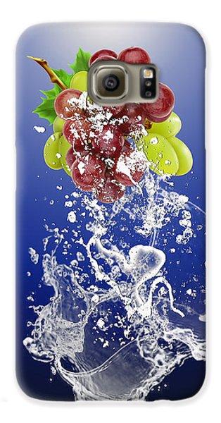 Grape Splash Galaxy S6 Case