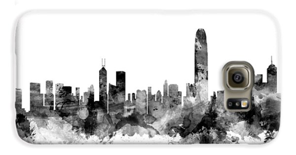 Hong Kong Skyline Galaxy S6 Case