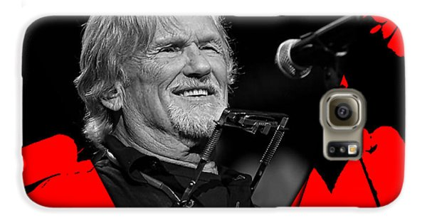 Kris Kristofferson Collection Galaxy S6 Case