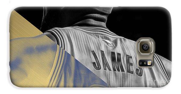 Lebron James Collection Galaxy S6 Case