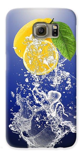 Lemon Splast Galaxy S6 Case