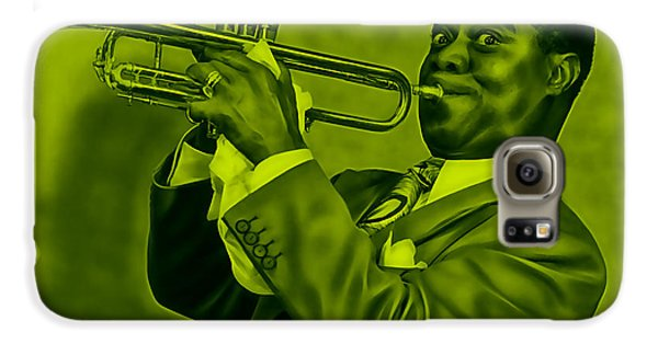 Louis Armstrong Collection Galaxy S6 Case