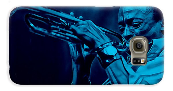 Miles Davis Collection Galaxy S6 Case