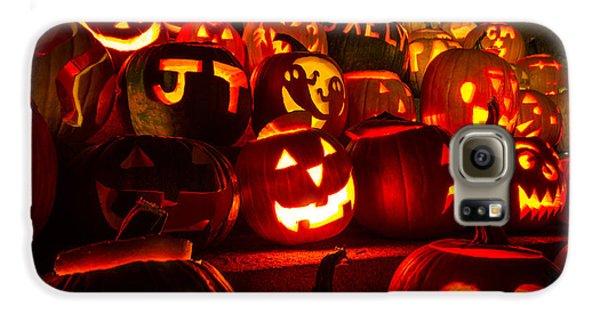 Pumpkinfest 2015 Galaxy S6 Case