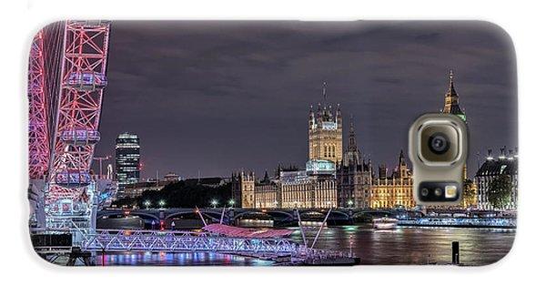 Westminster - London Galaxy S6 Case by Joana Kruse