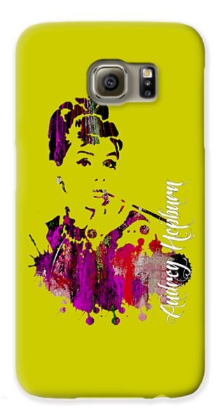 Audrey Hepburn Collection Galaxy S6 Case