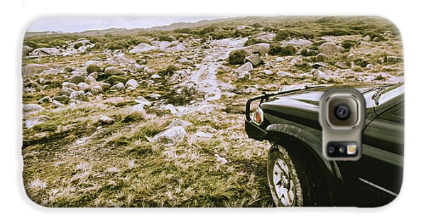 Truck Galaxy S6 Case - 4wd On Offroad Track by Jorgo Photography - Wall Art Gallery