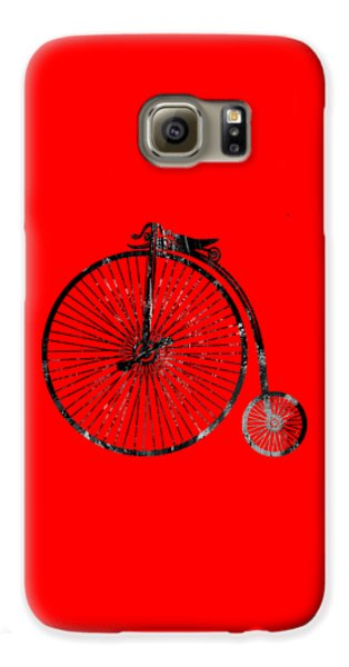 Bicycle Collection Galaxy S6 Case by Marvin Blaine