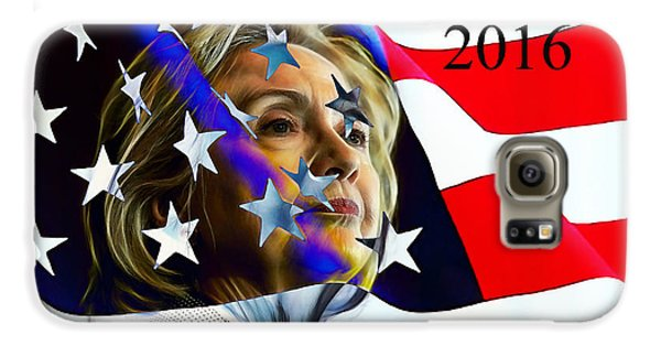 Hillary Clinton 2016 Collection Galaxy S6 Case