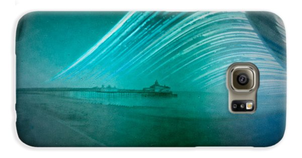6 Month Exposure Of Eastbourne Pier Galaxy S6 Case
