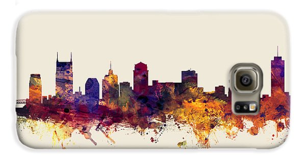 Nashville Tennessee Skyline Galaxy S6 Case