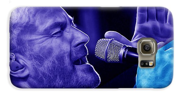 Phil Collins Collection Galaxy S6 Case