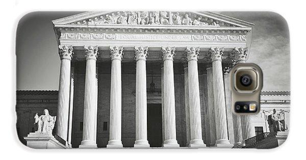 Supreme Court Building Galaxy S6 Case