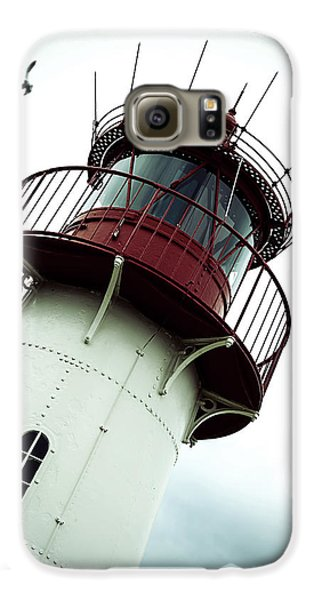 Lighthouse Galaxy S6 Case by Joana Kruse
