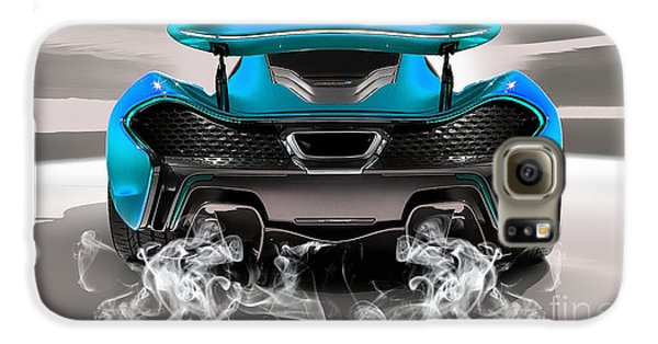 Mclaren P1 Collection Galaxy S6 Case by Marvin Blaine