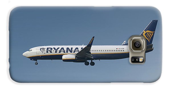 Jet Galaxy S6 Case - Ryanair Boeing 737-8as  by Smart Aviation