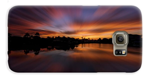 Sunrise At Naples, Florida Galaxy S6 Case