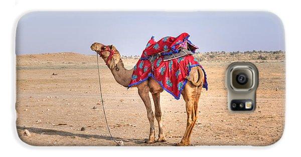 Desert Galaxy S6 Case - Thar Desert - India by Joana Kruse
