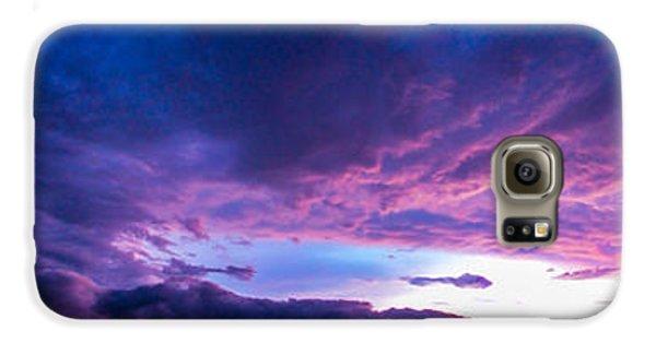 Nebraskasc Galaxy S6 Case - 5th Storm Chase 2015 by NebraskaSC