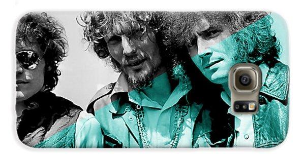 Cream Eric Clapton Jack Bruce Ginger Baker Galaxy S6 Case