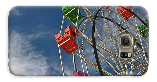 Ferris Wheel Galaxy S6 Case