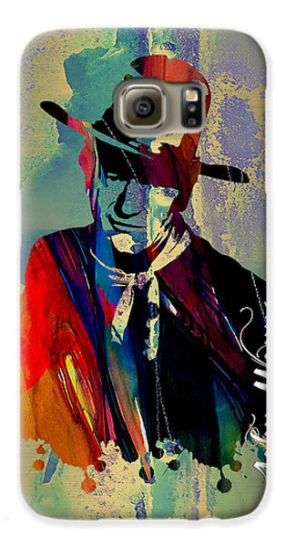 John Wayne Collection Galaxy S6 Case by Marvin Blaine