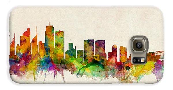 Sydney Australia Skyline Galaxy S6 Case