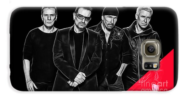 U2 Collection Galaxy S6 Case