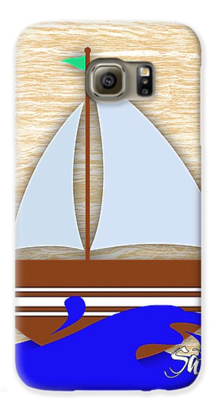 Sailing Collection Galaxy S6 Case