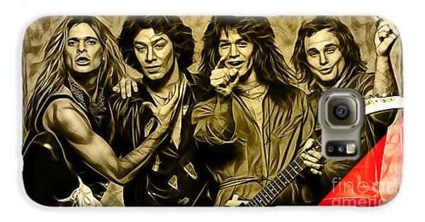 Van Halen Collection Galaxy S6 Case by Marvin Blaine