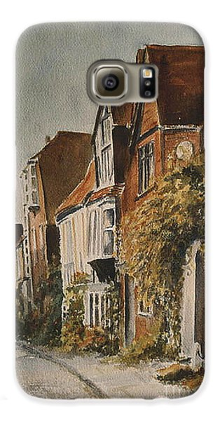 A Lane In Rye Galaxy S6 Case