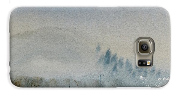 A Misty Morning Galaxy S6 Case