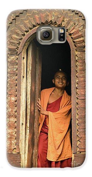 A Monk 4 Galaxy S6 Case
