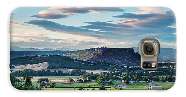A Peaceful Land Galaxy S6 Case