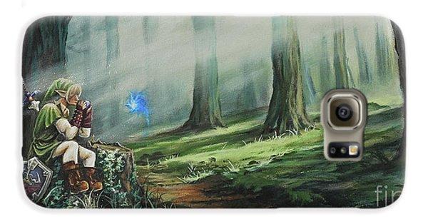 Elf Galaxy S6 Case - A Song For Navi by Joe Mandrick