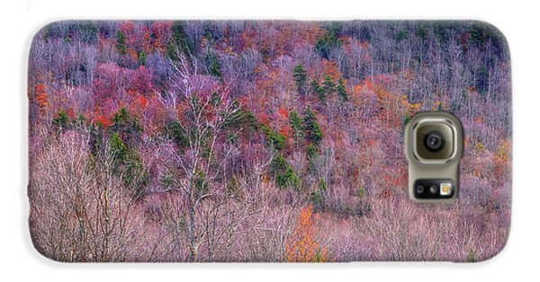 Galaxy S6 Case featuring the photograph A Touch Of Autumn by David Patterson
