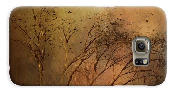 A Touch Of Autumn Galaxy S6 Case