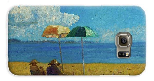 A Vacant Lot - Byron Bay Galaxy S6 Case