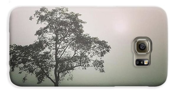 A Walk Through The Clouds #fog #nuneaton Galaxy S6 Case
