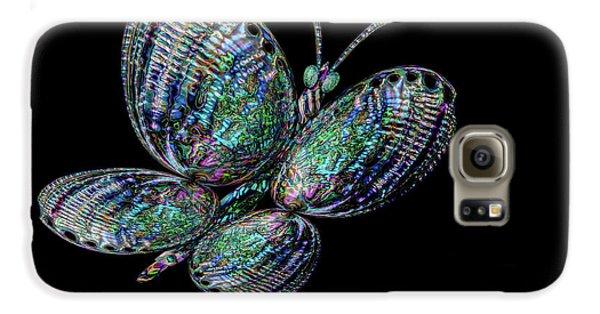 Abalonefly Galaxy S6 Case by Rikk Flohr