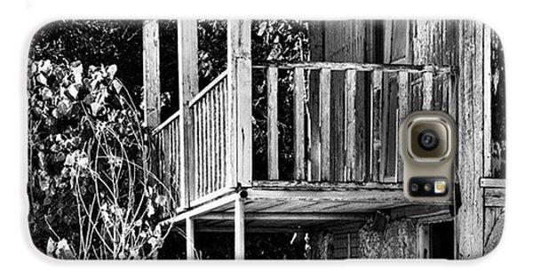 Abandoned, Kalamaki, Zakynthos Galaxy S6 Case