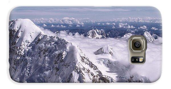 Mount Rushmore Galaxy S6 Case - Above Denali by Chad Dutson
