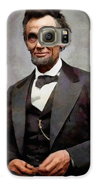 Abraham Lincoln 15 Galaxy S6 Case